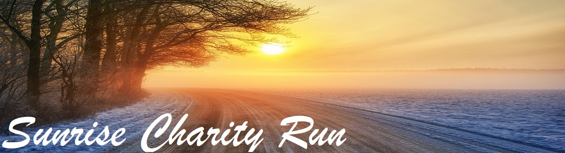 Sunrise Charity Run